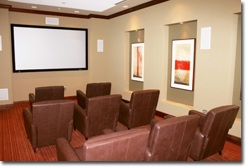 Denver Condos For Sale - Theater Room