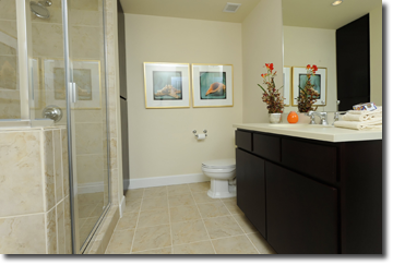 Denver Condos For Sale - Guest Suites Bathroom