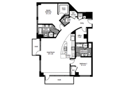 2 Bedroom Denver Condos